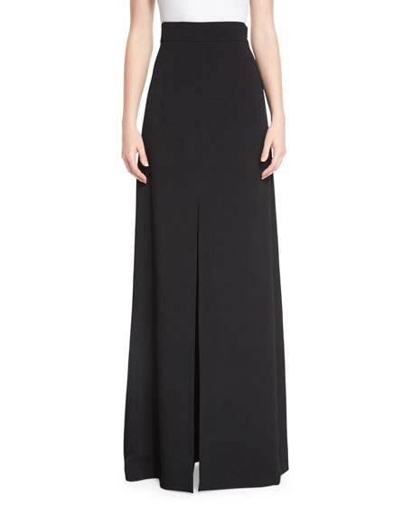 Cushnie Et Ochs Ruffled Draped-Shoulder Top & Skirt