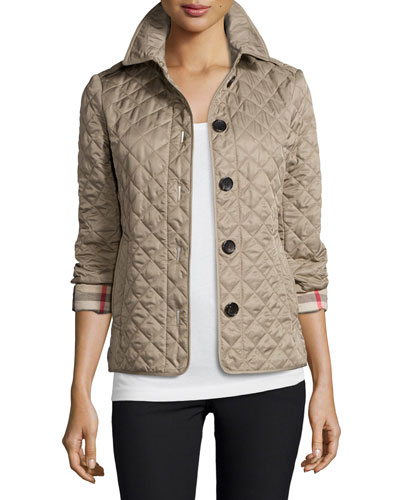Women's Quilted Jackets & Puffer Coats at Neiman Marcus
