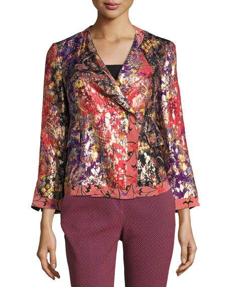 Etro Top, Jacket & Pants