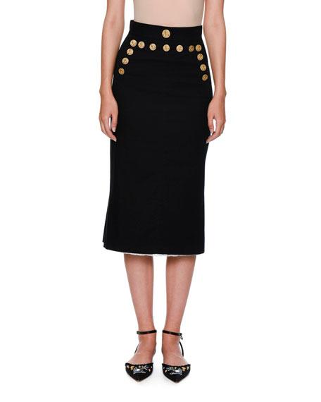 Dolce & Gabbana Cardigan & Skirt