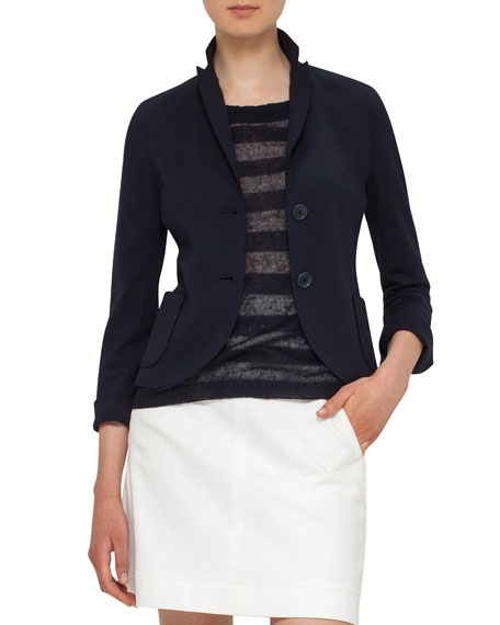 Akris punto Skirt, Top & Blazer