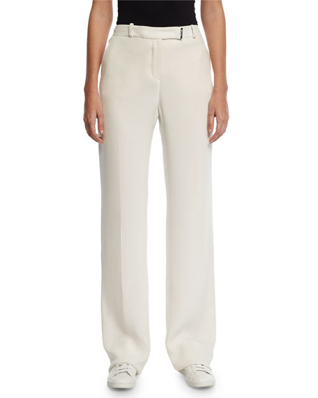Lawrence Matte Silk Pants