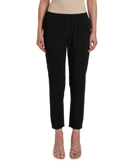 Stella McCartney Tamara Relaxed Tapered Track Pants with