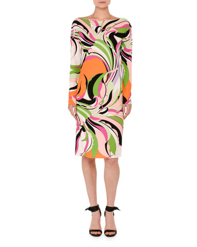 Emilio Pucci Apparel : Dresses &amp Skirts at Neiman Marcus