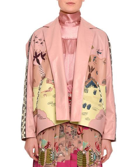 Valentino Skirt, Jacket & Blouse