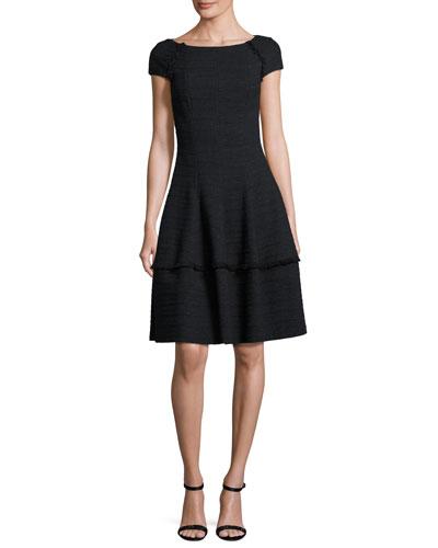 Little Black Dresses : Black Cocktail &amp- Shift Dresses at Neiman Marcus