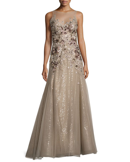 Marchesa Notte Clothing Dresses Gowns At Neiman Marcus