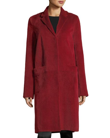 Doman Mink Fur Coat