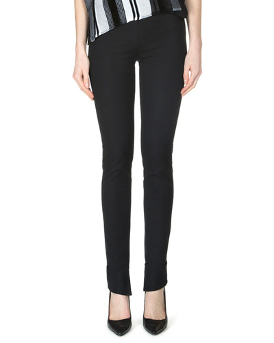 Mortimer Side-Zip Leggings
