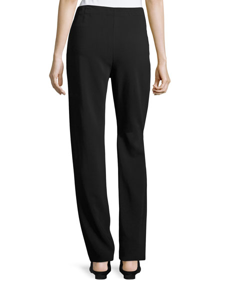 Paco Cady Drawstring Pants, Black