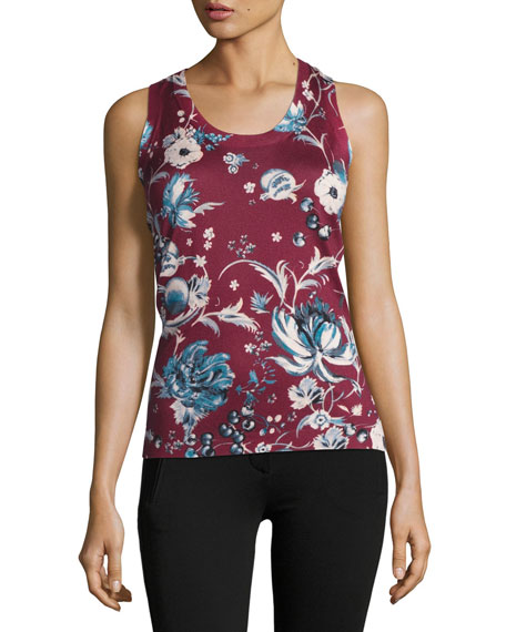 Forbidden Fruit Shell Top, Wine