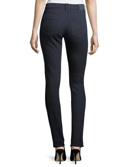 AJ1 High-Waist Super-Stretch Skinny Jeans