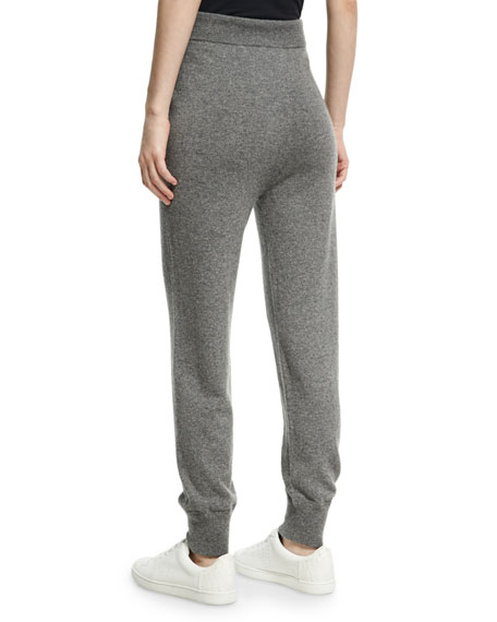 High waist jogging pants