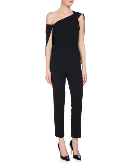 Carlton One-Shoulder Jumpsuit