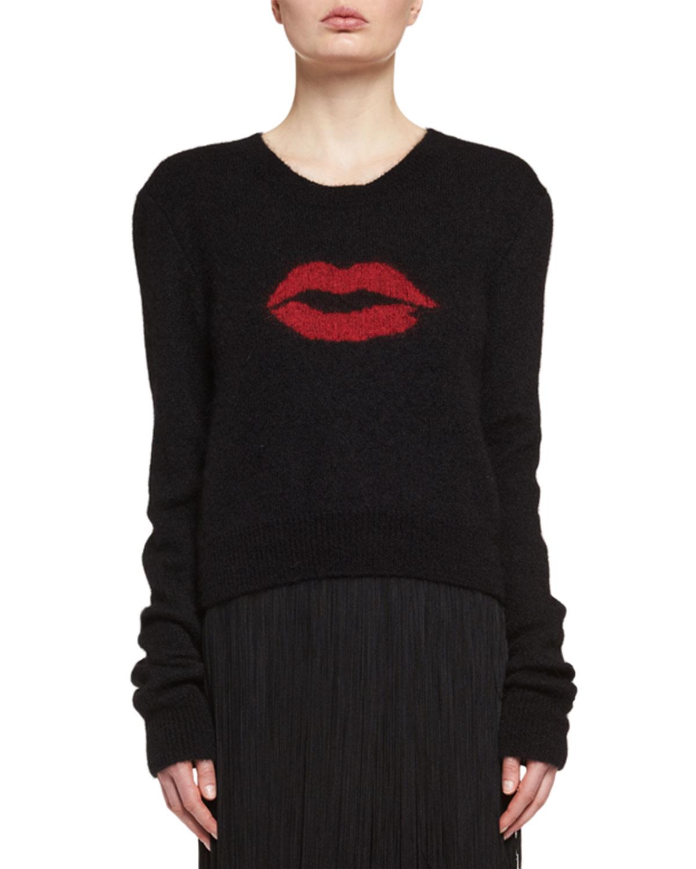 90d4b652854 Saint Laurent Fringed Mini Skirt, Black (Noir) and Matching Items ...