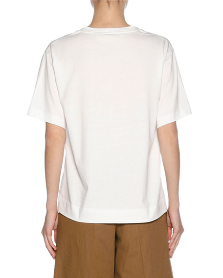 x Sally Smart Graphic T-Shirt, White