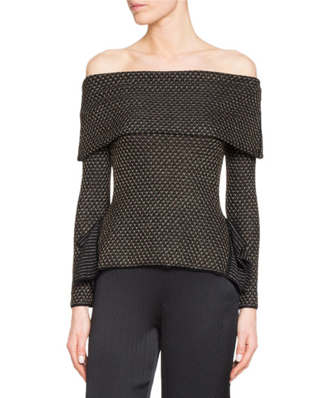 Ashwell Off-the-Shoulder Top