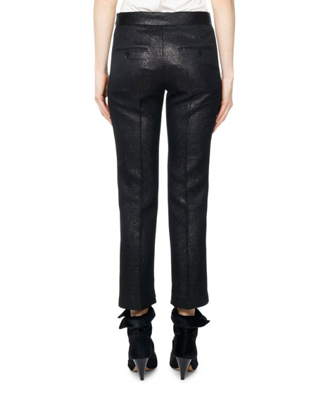 Mateo cropped trousers Isabel Marant