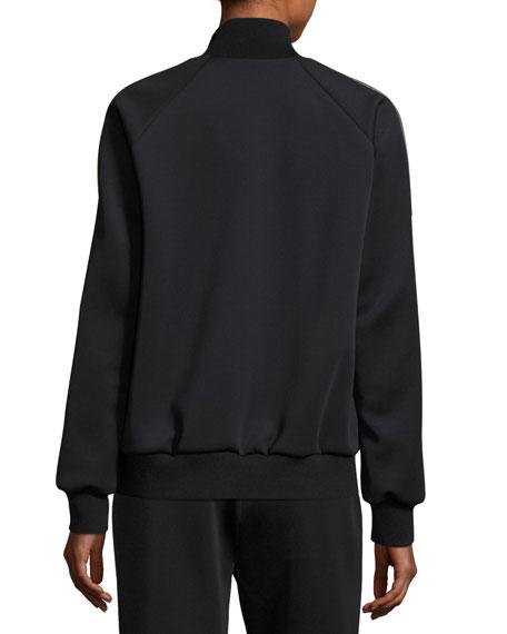 Side-Stripe Track Jacket
