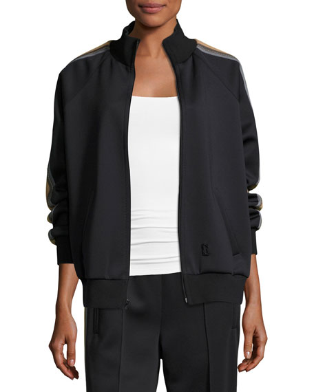 Marc Jacobs Side-Stripe Track Jacket