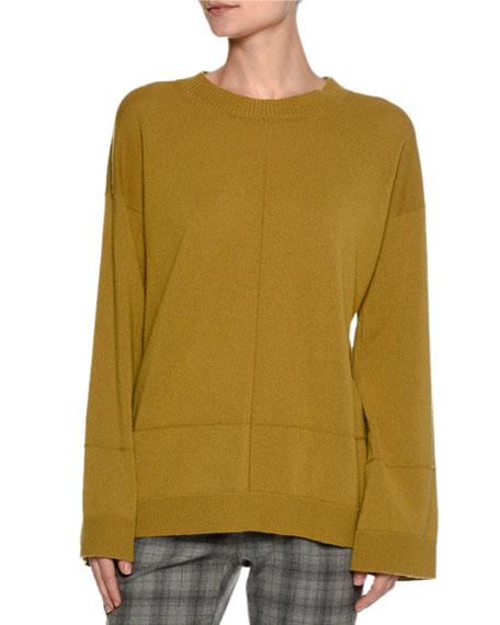 Piazza Sempione Cashmere Full-Sleeve Pullover