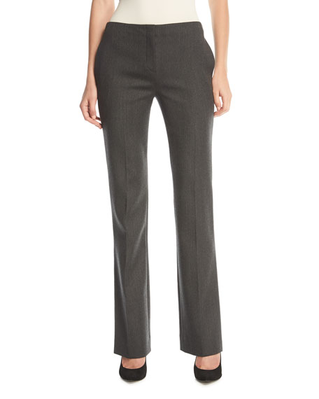 THE ROW Avery Straight-Leg Pants and Matching Items