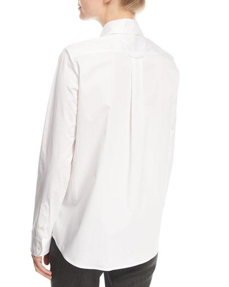 Patrew Patch-Pocket Shirt