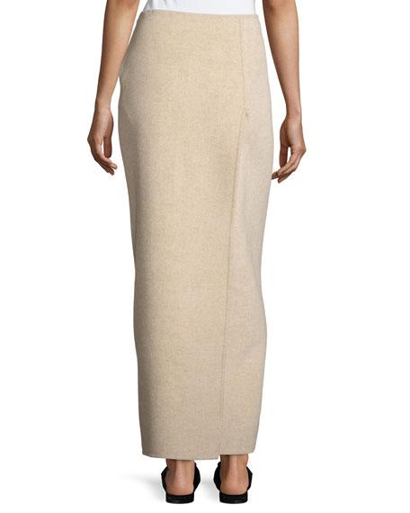 Ernst Wool Maxi Skirt