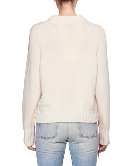 Scottsdale Crewneck Cashmere Sweater
