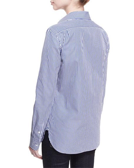 Aston Striped Cotton Shirt