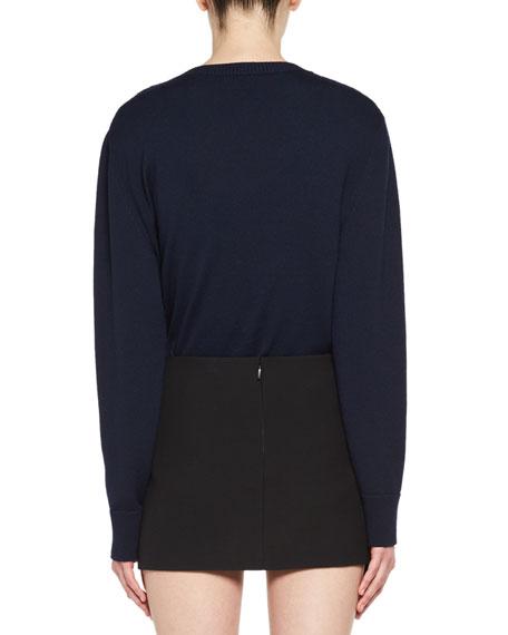 LouLou Wool Crewneck Sweater
