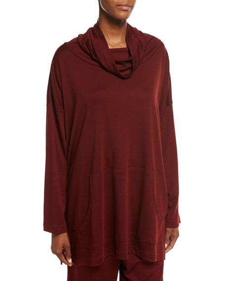 Eskandar Pima Cotton Monks Top