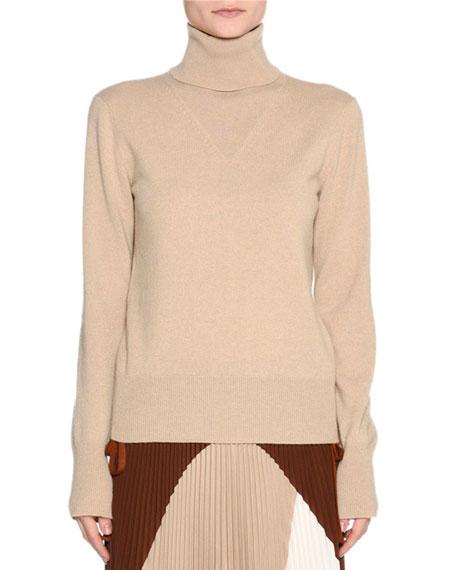 Agnona Fine Cashmere Turtleneck Sweater