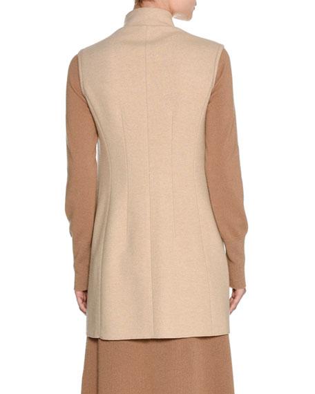 Platino Light Cashmere Vest