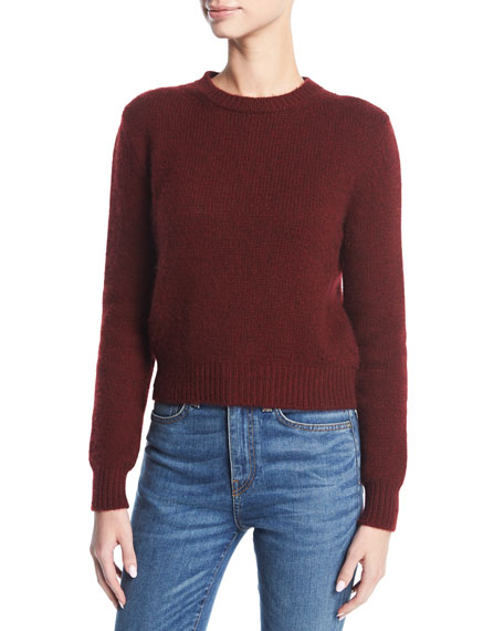 Brock Collection Kelsey Cashmere Crewneck Pullover