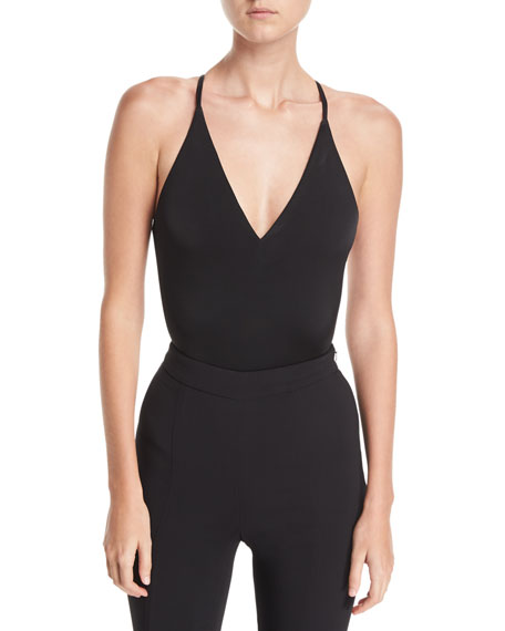 Cushnie Et Ochs Dayna High-Waist Wide-Leg Pants and