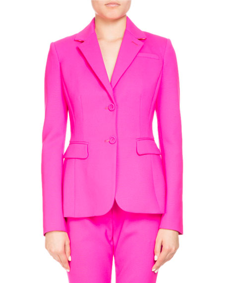 Altuzarra  FENICE CLASSIC TWO-BUTTON JACKET