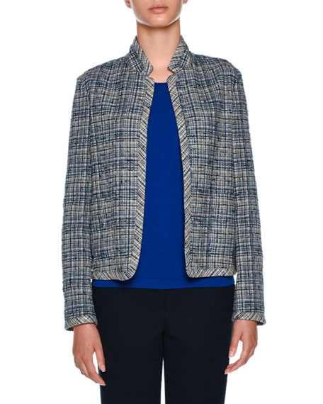Cotton Tweed Daily Jacket