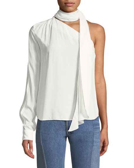 Saint Laurent Straight-Leg 5-Pocket Cotton Jeans and Matching