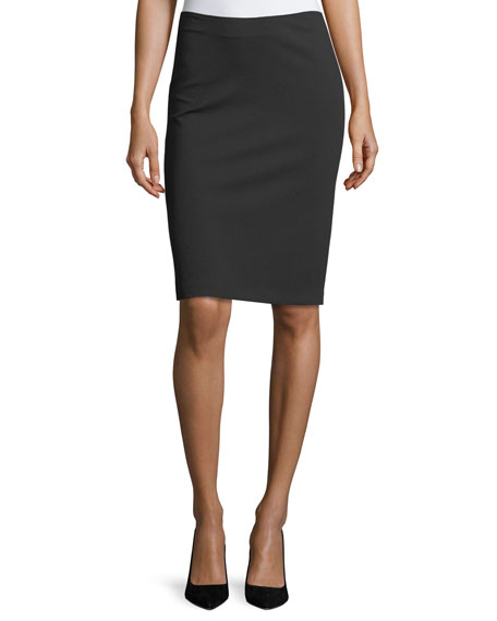 Emporio Armani Slim Pencil Skirt