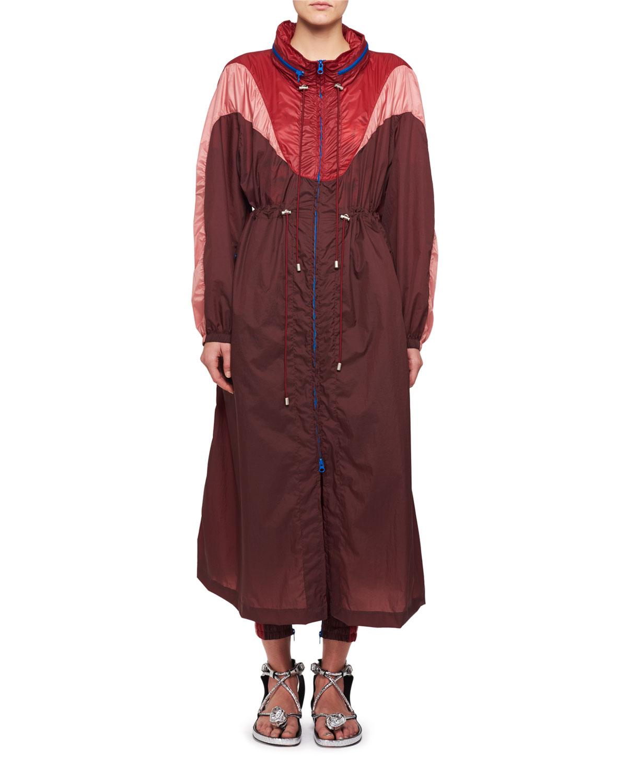 9a685750d2e4 Isabel Marant Zaffer Short-Sleeve Californian Decal Cotton T-Shirt ...
