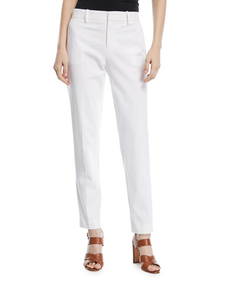 Heidi Stretch-Cotton Pants