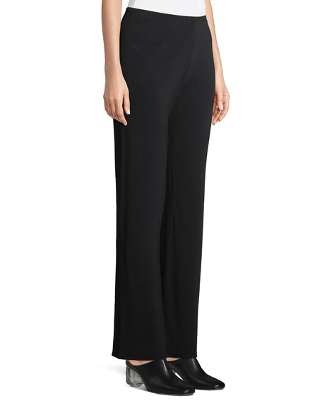 Gill Cropped Crepe Pants