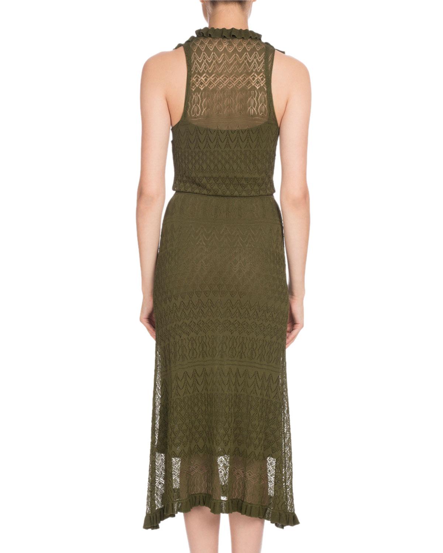 Butterfield knit dress Altuzarra 100% Authentic Cheap Online bSmQptr