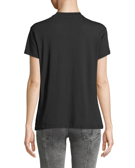 Fitted 4G Logo T-Shirt