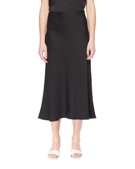 Medela A-Line Long Silk Skirt