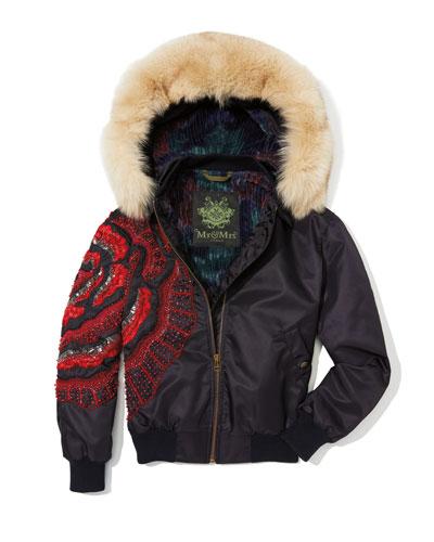 8b92de069bad4 Women s Premier Designer Coats   Jackets at Neiman Marcus