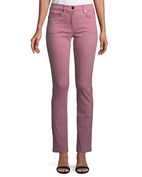 Escada Stretch-Denim Skinny Jeans