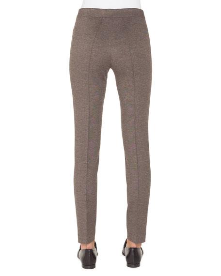 Mara Skinny Full-Length Stretch-Jersey Pants