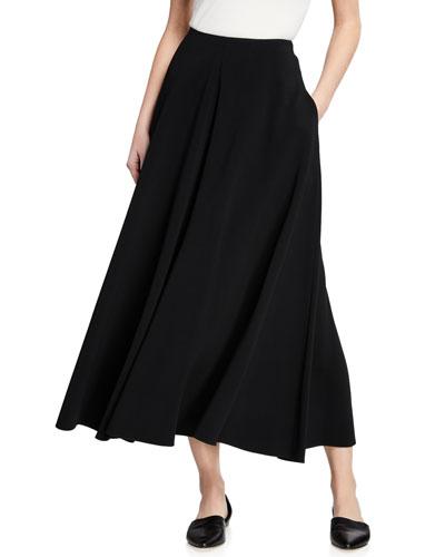 Mara Midi Swing Skirt